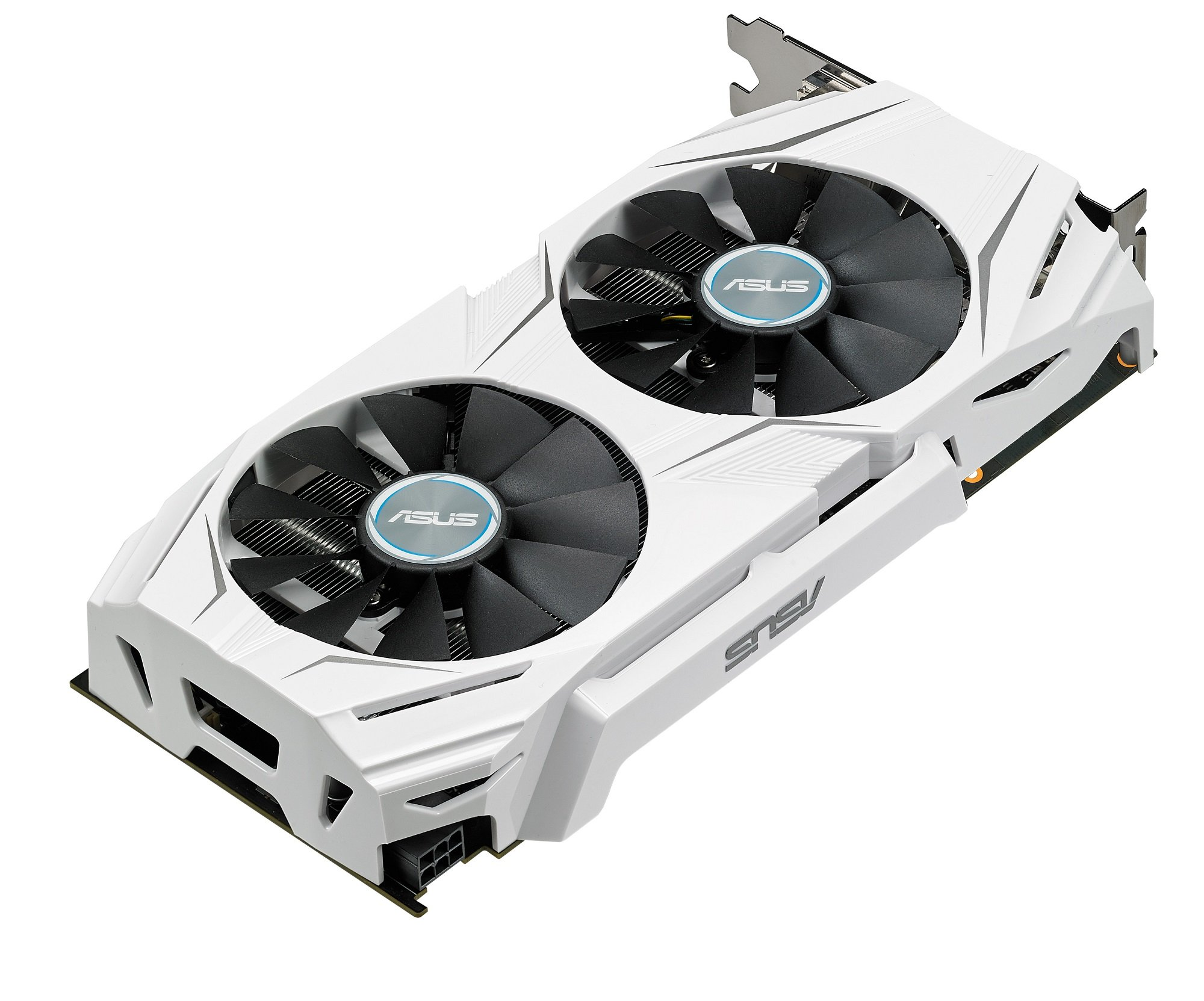 ASUS GeForce GTX 1060 6GB Dual-fan OC Edition VR Ready Dual HDMI DP 1.4 Gaming Graphics Card (DUAL-GTX1060-O6G) by Asus (Image #5)