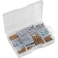 Meister 947320 - Caja de surtido de tornillos