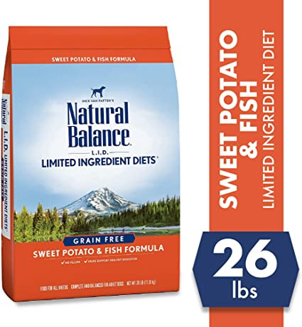 Natural Balance Limited Ingredient Diets Dry Dog Food - Best Limited Ingredient Diet Food