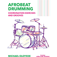 Afrobeat Drumming: Coordination Exercises and Grooves with Audio book cover