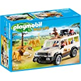 PLAYMOBIL 6798 - Safari-Geländewagen mit Seilwinde