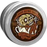 GRAVE BEFORE SHAVE Caramel Mocha Blend Beard Balm (Caramel Mocha Coffee scent)