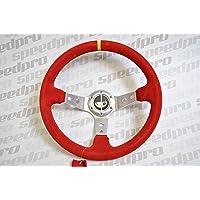 Speedpro - Volante plano de carreras de 350