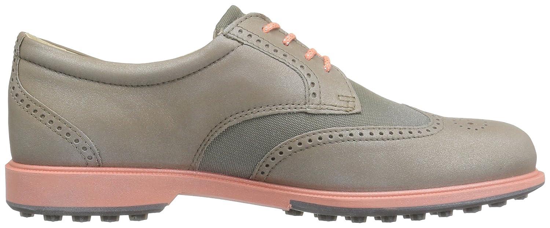Ecco Damen Womens Classic Golf Hybrid Golfschuhe, Pink (50421PETAL/Petal Trim), 38 EU