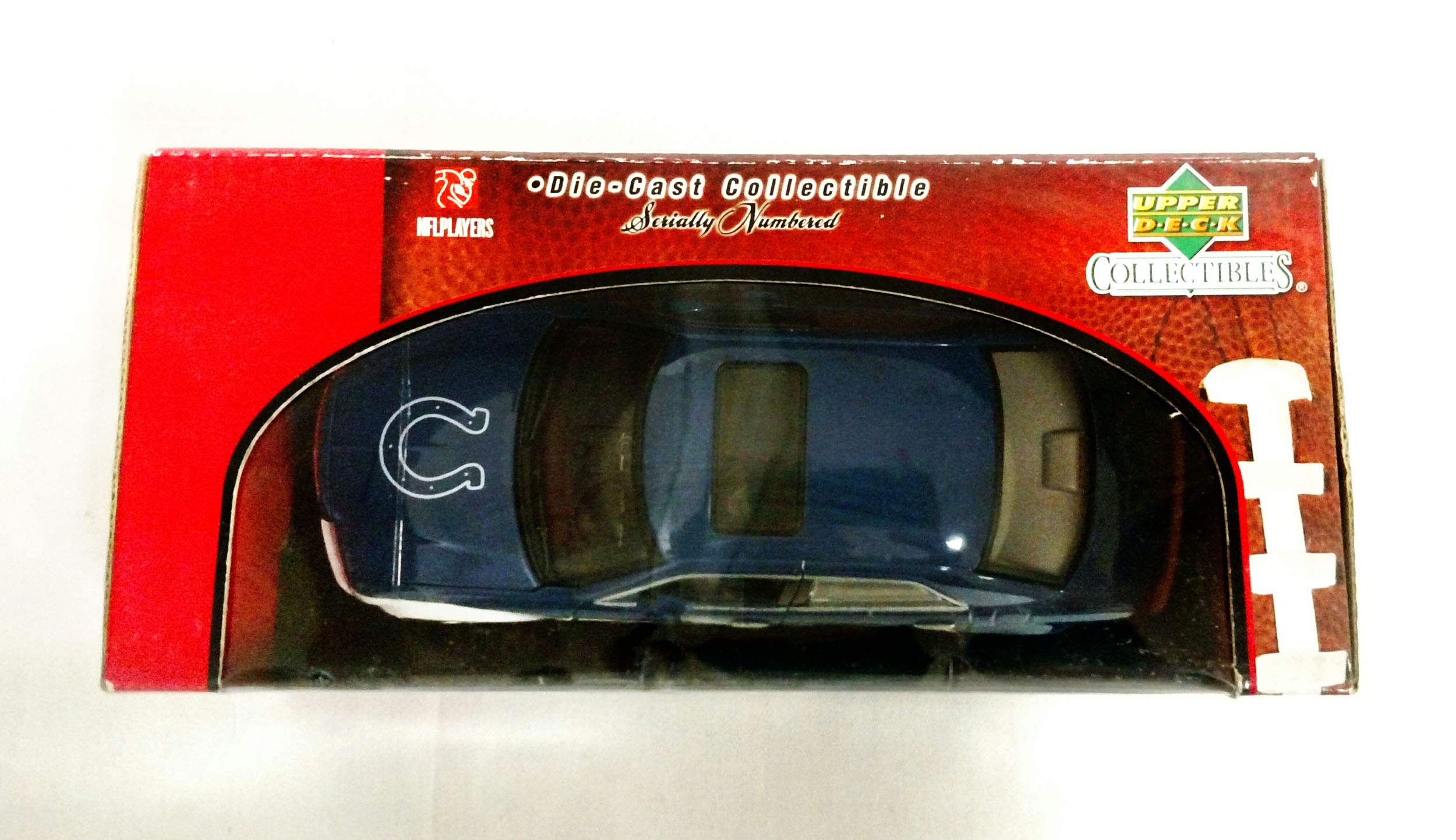Indianapolis Colts 2007 Goal Line Limited Edition Chrylser 300C Hemi Die Cast Collectible