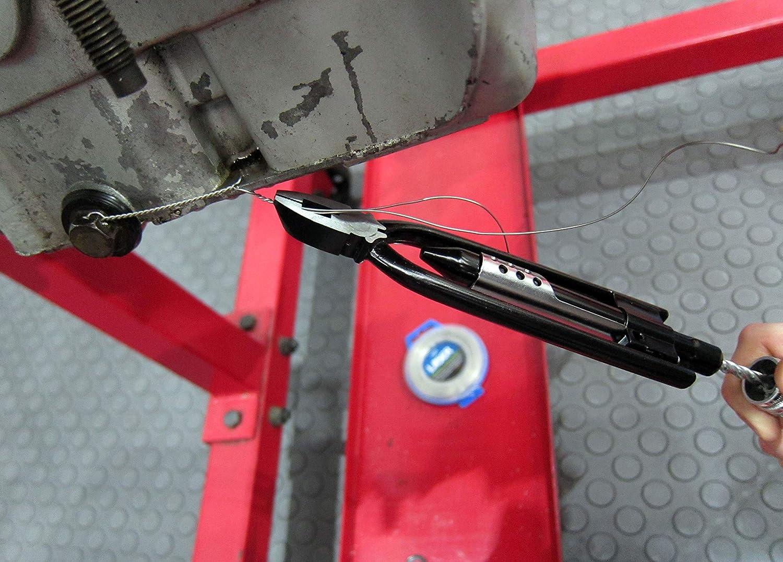 Laser 6869/Sicherheit sperren Draht 0,8/mm x 30/m