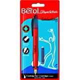 Berol Handwriting Stylo Plume Pointe Moyenne