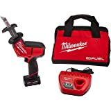 MILWAUKEE'S Electric Tool 2520-21XC M12 Hackzall Saw Kit