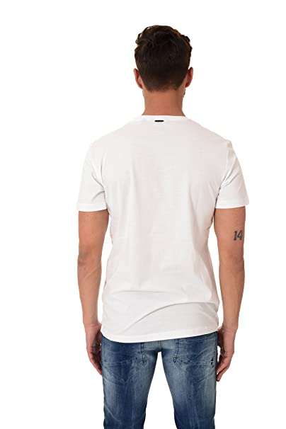 Antony Morato Camiseta Pocket Blanco XXL Blanco: Amazon.es: Ropa y ...
