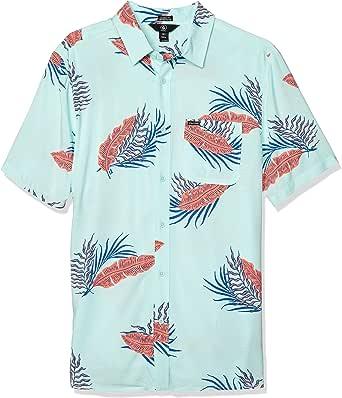 Volcom Bermuda S/S Camisa Hombre