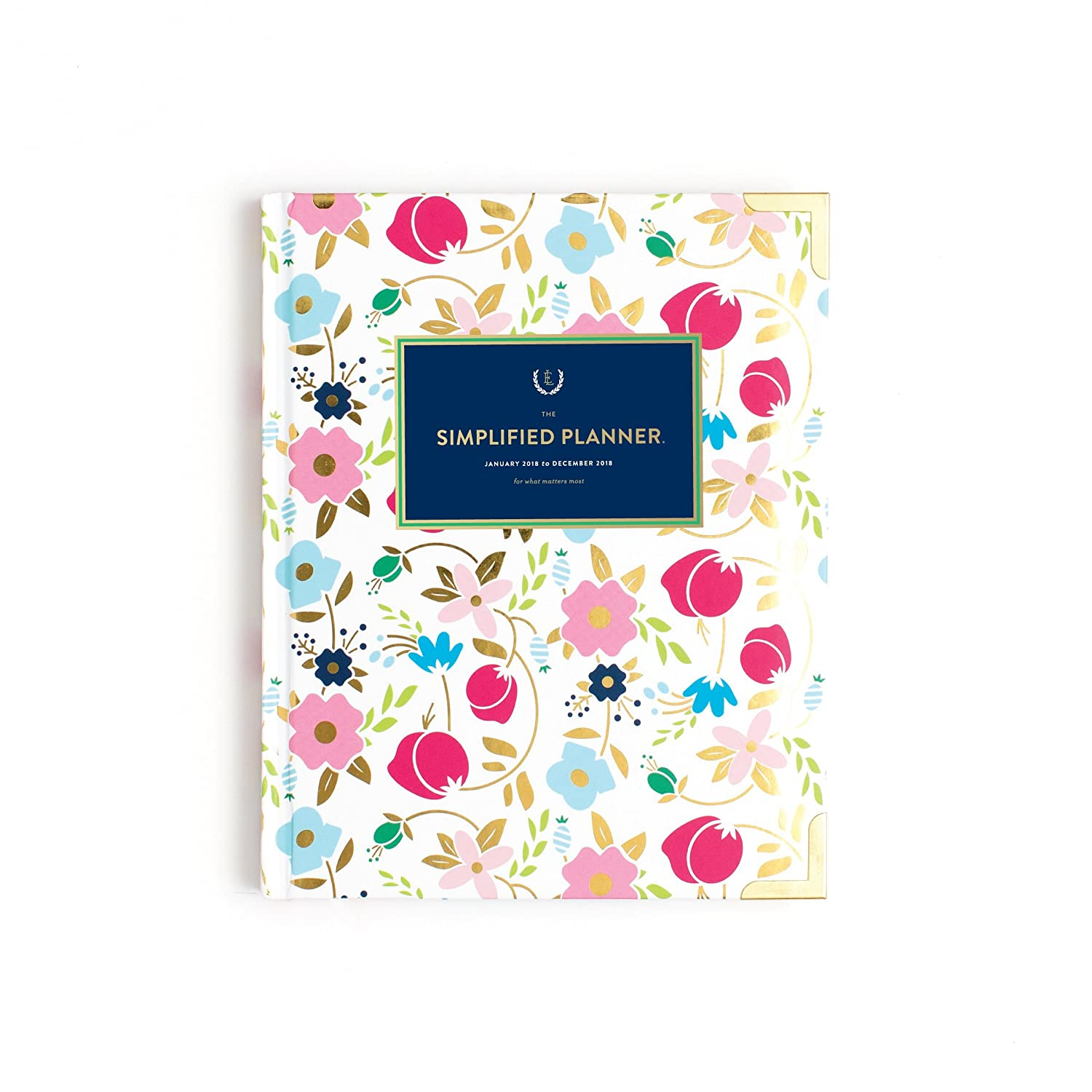 picture about Simplified Planner titled : Emily Ley Paper 2018 Calendar Weekly Simplified