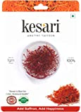 Kesari Pure Saffron Iso 3632 Tested - 1 Gram