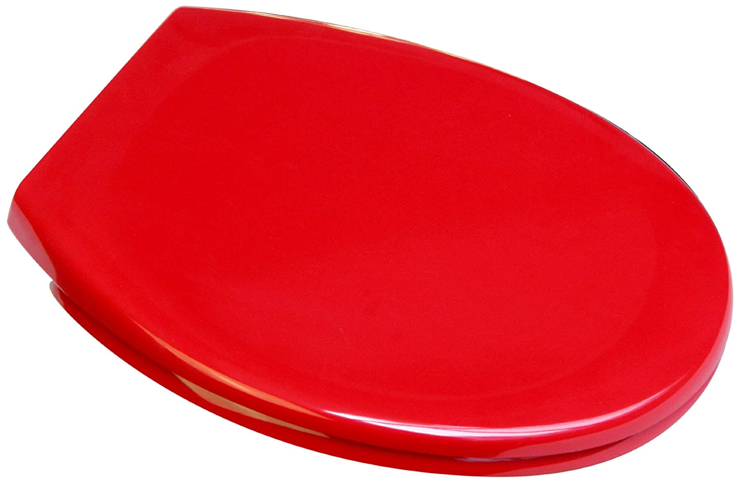toilet seat covers uk.  Red Toilet Seat Amazon co uk Kitchen Home