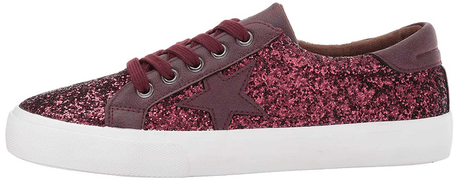 Not Rated Women's 8 Illana Fashion Sneaker B06Y5X9JKJ 8 Women's B(M) US|Burgundy 761580