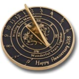 The Metal Foundry Ltd Looking For A Unique Wedding Anniversary Gift Idea? This Wishing You Sundial Gift Idea Is A Great Present For Him, For Her Or For A Couple To Celebrate Years Of Marriage