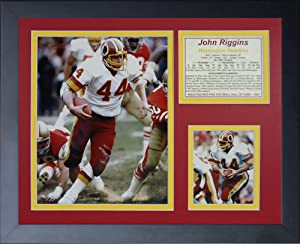 "John Riggins 11"" x 14"" Framed Photo Collage by Legends Never Die, Inc."