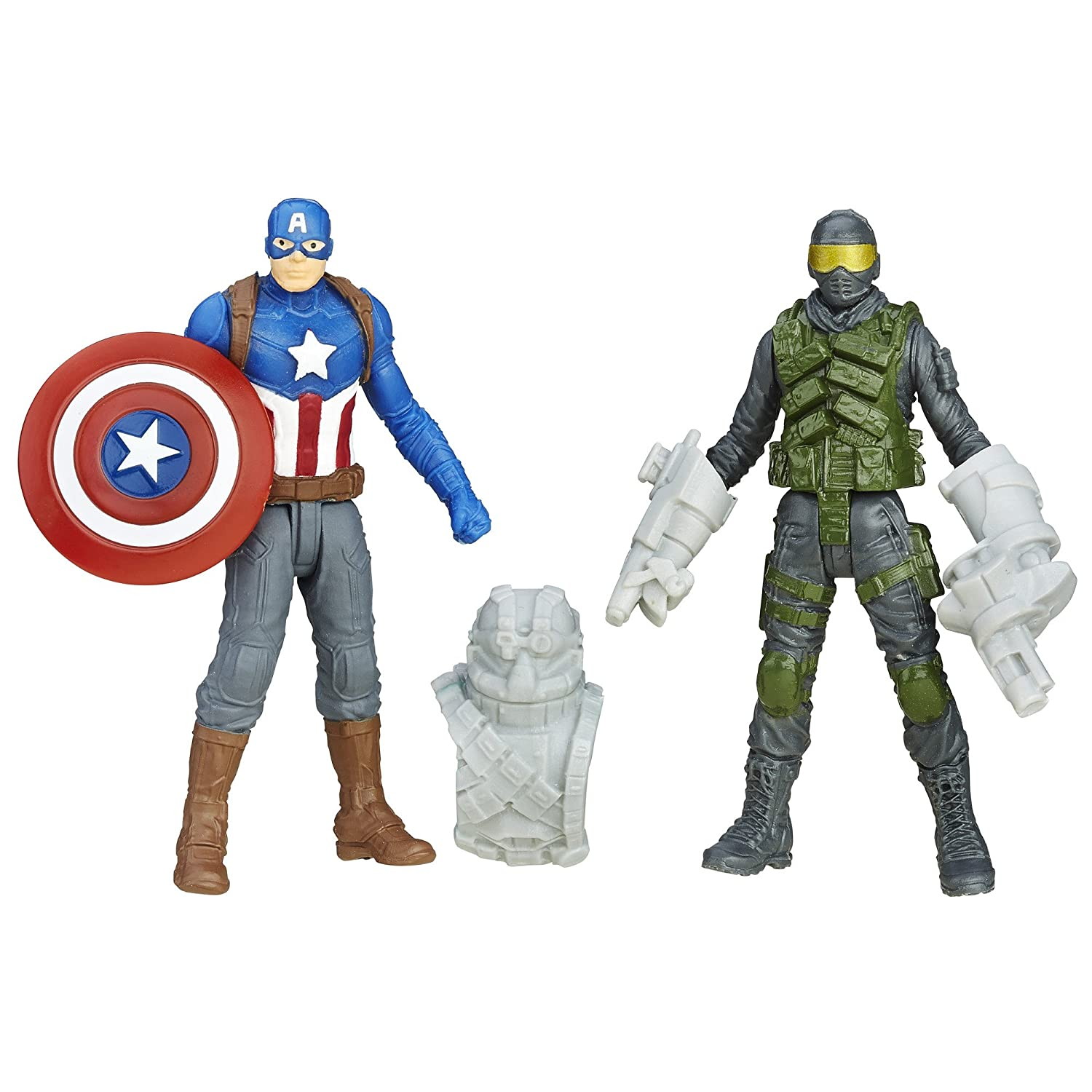 Mercenary Marvel Captain America Civil War Concept Series Captain America vs