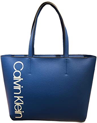 b7037bcf6 Amazon.com: Calvin Klein Sonoma Reversible Novelty North/South Tote: Shoes