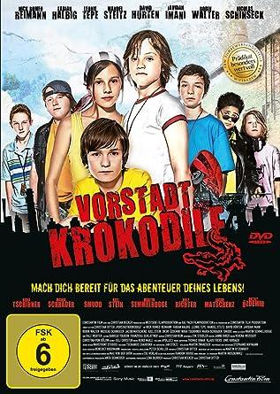 Cover Die Vorstadtkrokodile - Anders cool! Burschenkino