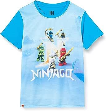 LEGO Cm Ninjago Camiseta para Niños
