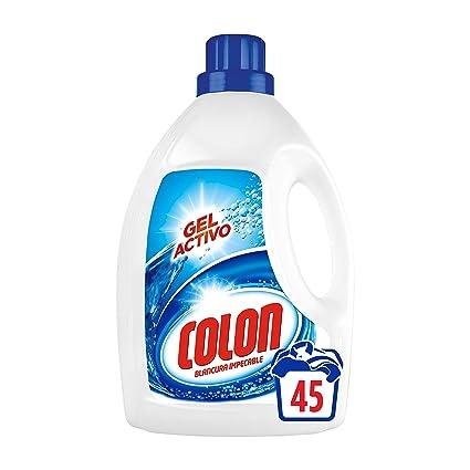 Colon Detergente para Ropa Líquido Azul 45 dosis