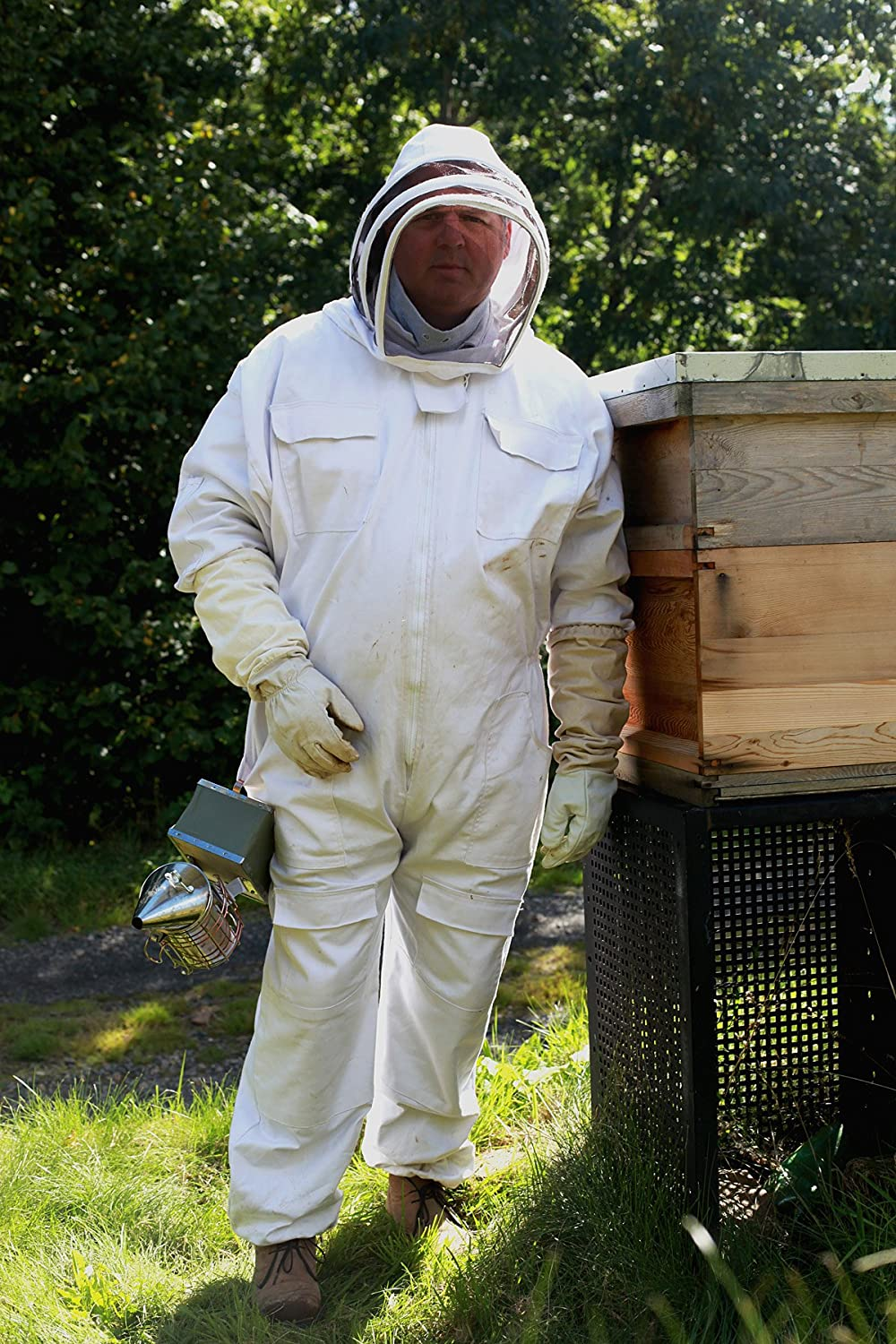 XLarge Easipet Beekeepers Bee Suit in 5 sizes Heavy Duty Cotton//Polyester