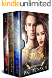 Nephilims' Savior Collection: Fortis, Tatia and Viktor's Story and Vis: A New Adult Paranormal Romance Series Collection