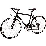 Vilano Performance 700C-21 Speed Shimano Hybrid Flat Bar Commuter Road Bike