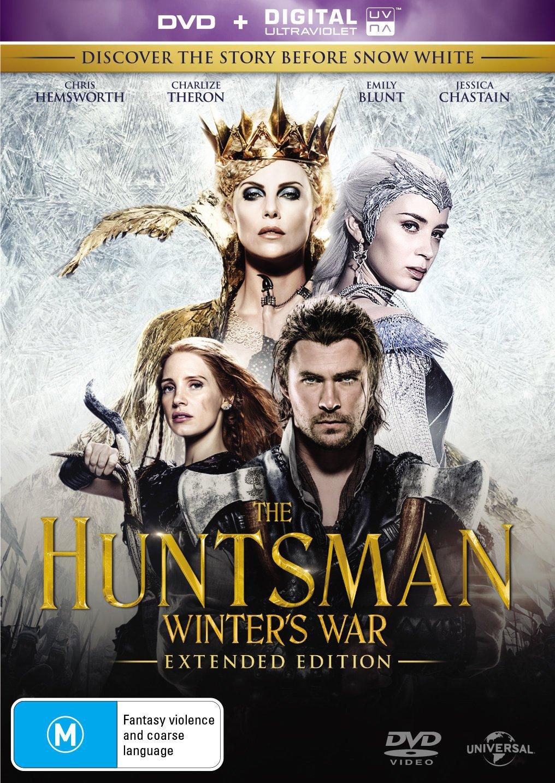 Huntsman, The: WinterS War Uv Edizione: Australia Italia ...