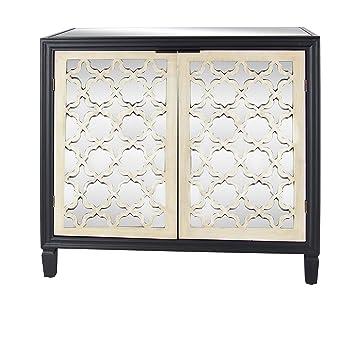 Amazon.com: GWG Outlet Espejo de madera gabinete 36