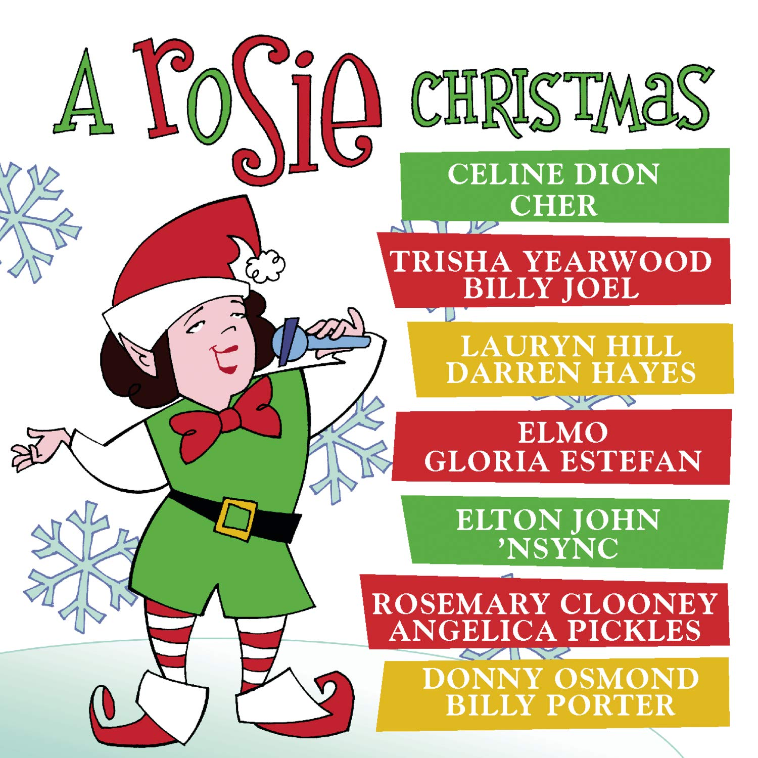 Rosie O\'Donnell - A Rosie Christmas - Amazon.com Music