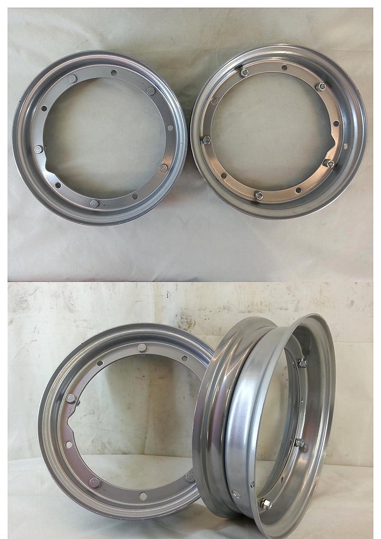 1 cerchio grigio vespa special PK-PX LML star 125//150//151//200 APE 50