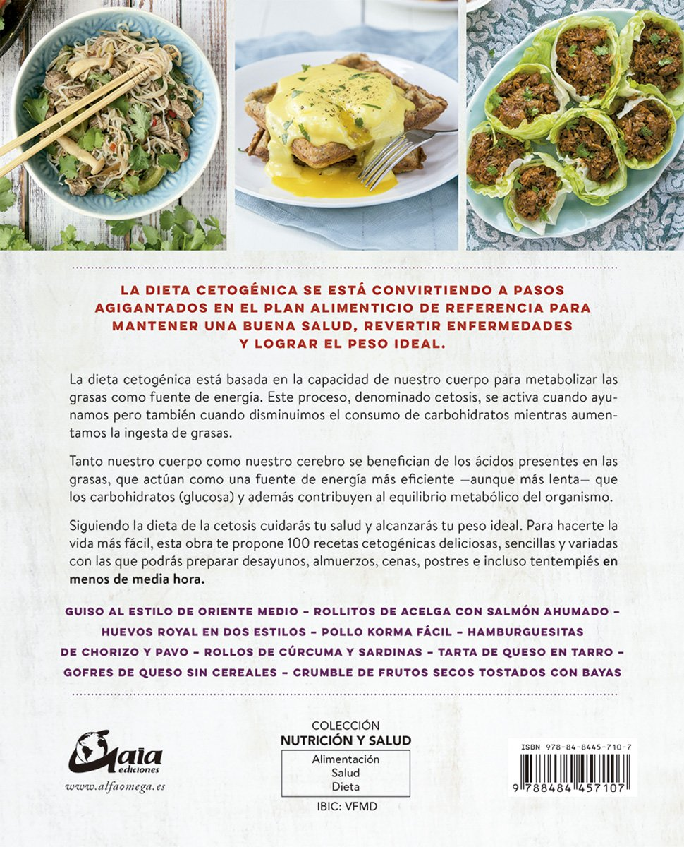 dieta cetogenica recetas faciles