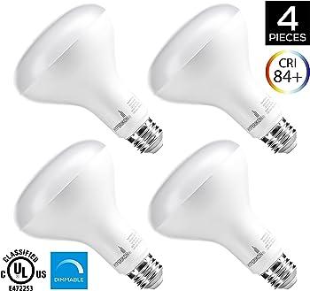 4-Pack Hyperikon LED Bulb