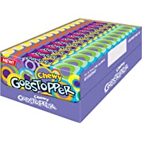 Gobstopper Chewy Candy Theater Box, 3.75 Ounce, 106.3g Each 12 Count