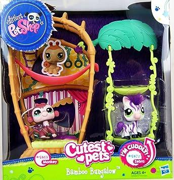 Amazon.es: Littlest Pet Shop, LPS 2469/2470, Playhouse: mono ...