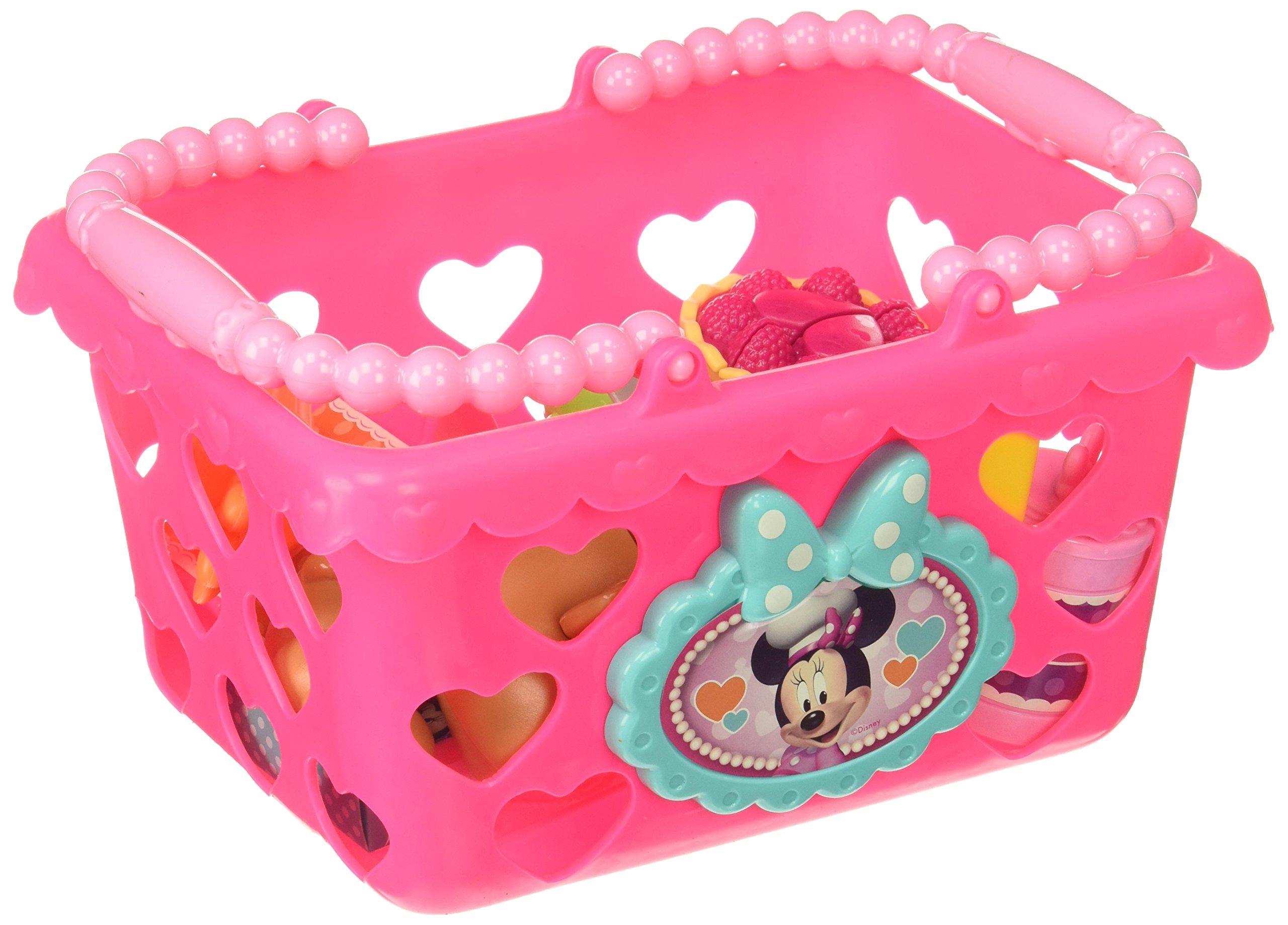 Minnie Mouse Shoptastic Basket Set by Minnie