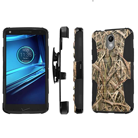Motorola Droid Turbo 2 / Moto X Force 2 / Kinzie Bounce Xt1585 Case, [