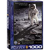 EuroGraphics Walk on The Moon Puzzle (1000-Piece)