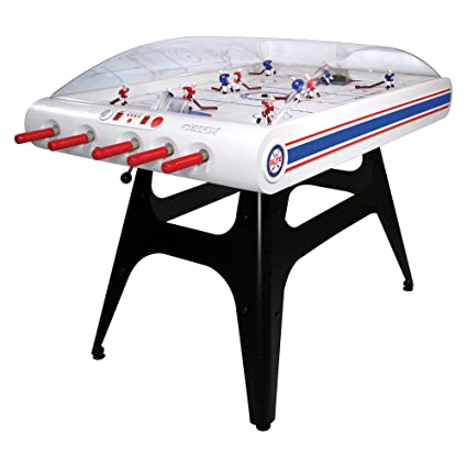 Amazon.com : Carrom 455.00 Elite Stick Hockey Table : Air Hockey ...