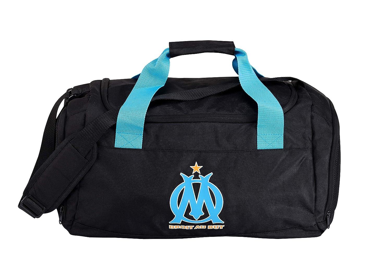 Collection Officielle Football Ligue 1 Taille 60 x 29 x 29 cm OLYMPIQUE DE MARSEILLE Sac de Sport Om