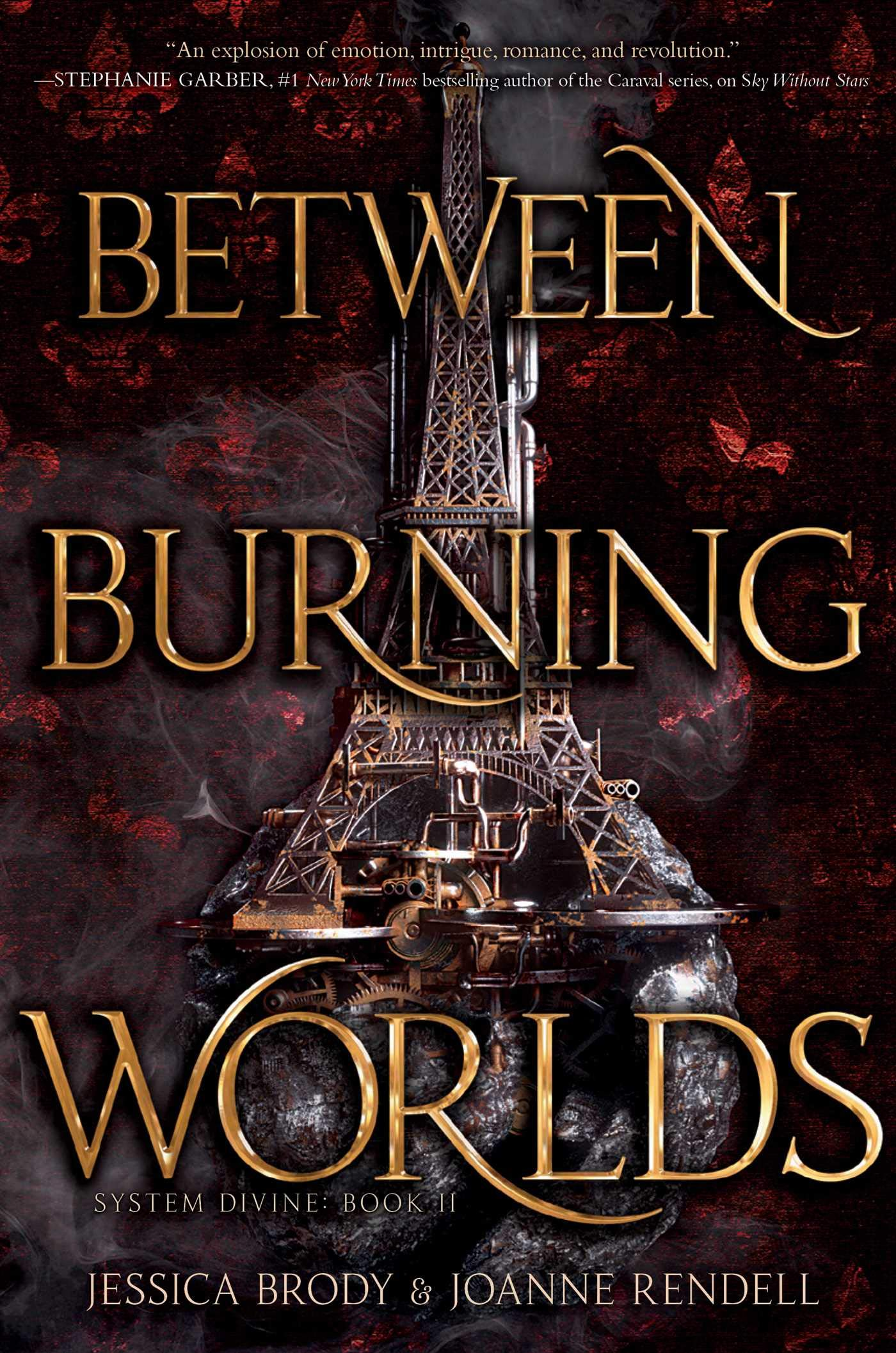 Amazon.com: Between Burning Worlds (2) (System Divine ...