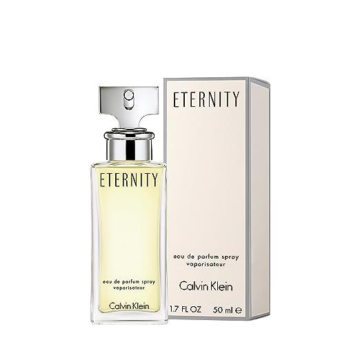 Calvin Klein Eternity Eau de Parfum Spray, 50ml