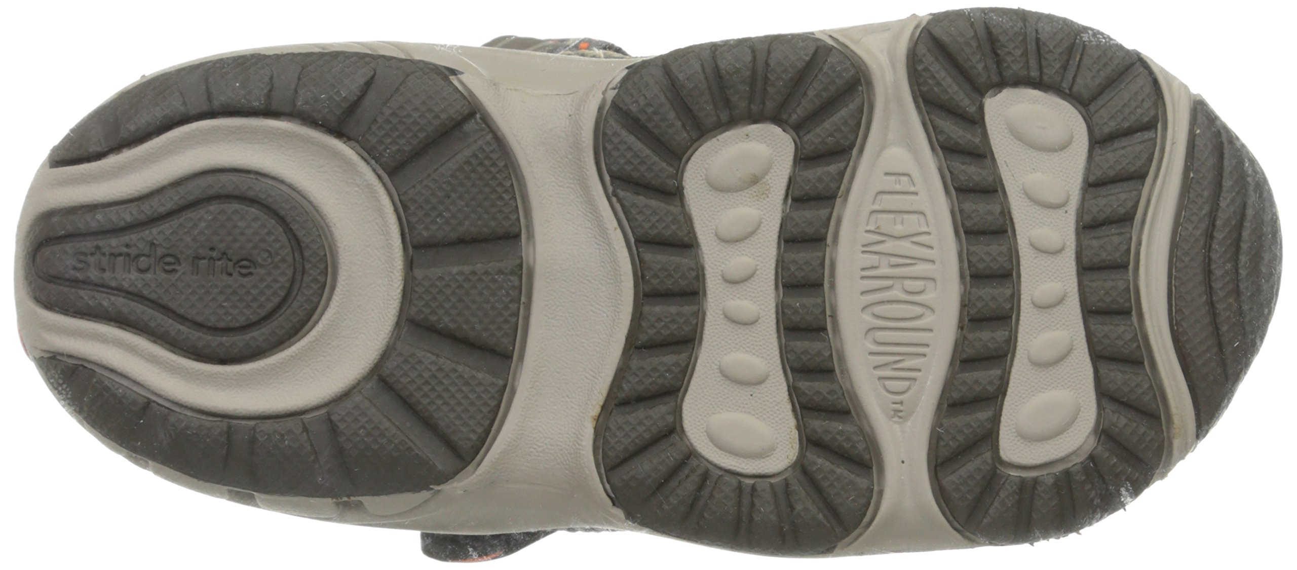 Stride Rite Made 2 Play Baby Ian Sneaker (Toddler),Taupe,4.5 XW US Toddler by Stride Rite (Image #3)