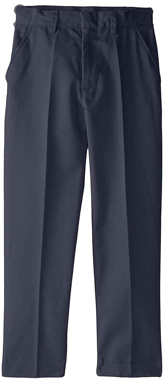 Smith's American Big Boys' Flat Front Twill Pant PL93