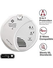 First Alert ZCOMBO 2-in-1 Z-Wave Smoke Detector & Carbon Monoxide Alarm