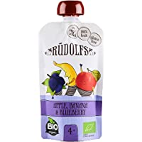 Rudolfs Apple, Banana & Blueberry, 110g