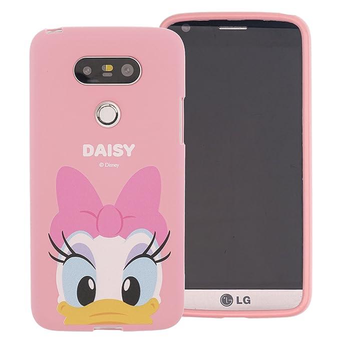 brand new ff49b ce597 Amazon.com: LG G5 Case [Slim] Disney Cute [Flexible] Soft Jelly ...
