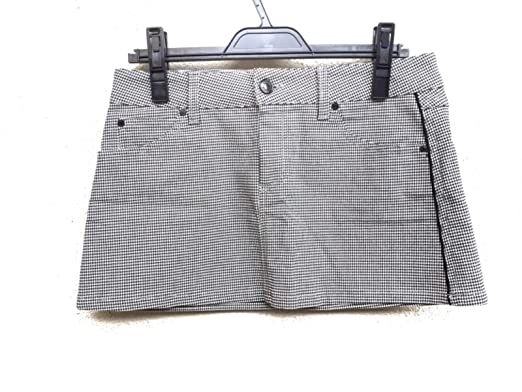 purchase cheap 4a7c0 140ba Amazon | (グッチ) GUCCI スカート ミニスカート レディース 黒 ...