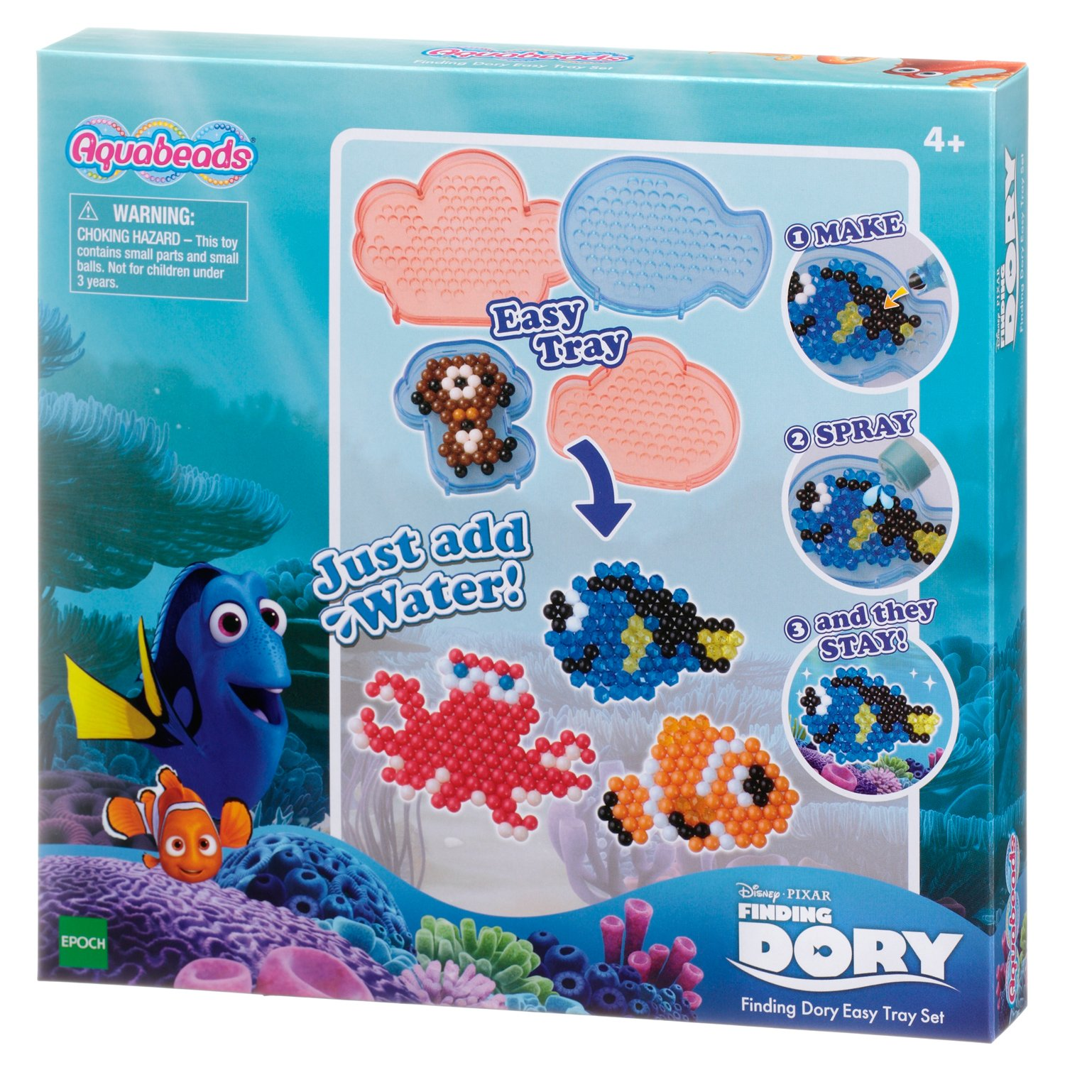 Aquabeads Disney Pixar Finding Dory Easy Tray Set